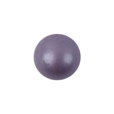 ball 2,2cm white purple pearly