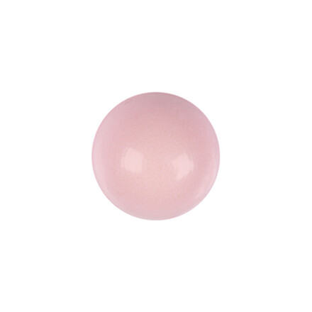 ball 2,2cm white  pink color