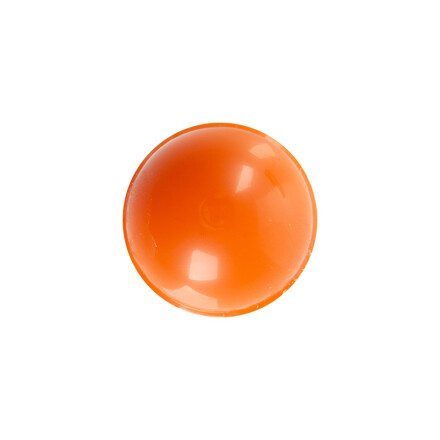ball orange 2,2 cm white