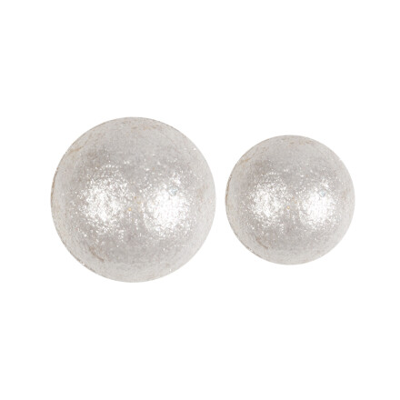 ball silver color