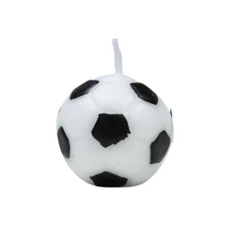 candle football 3cm