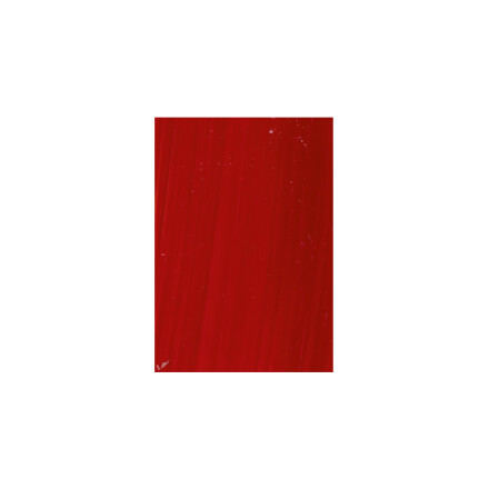 plate red 3,5x2,5cm white