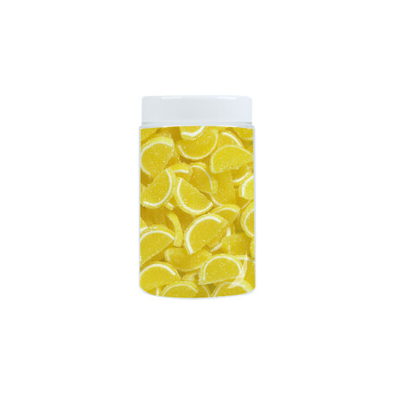 slices of lemon jelly yellow 400 g