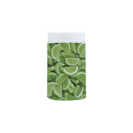 slices of kiwi jelly green 400 g