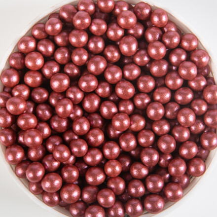 Pearls soft small red 600 gr