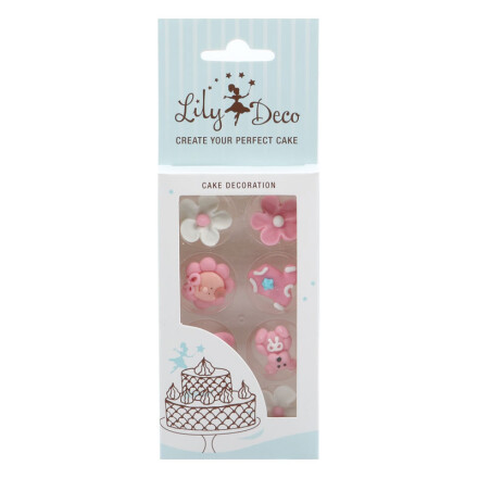 blister lily deco birth girl