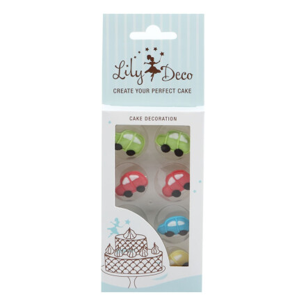 blister lily deco cars