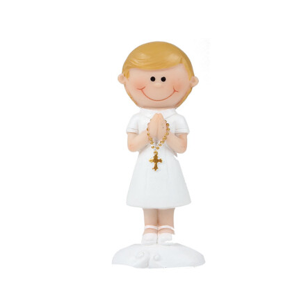 communion girl 11,5cm synth. res.