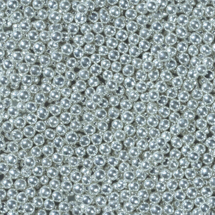 silver pearls 3 mm 900g