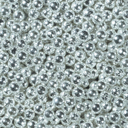 silver pearls 4 mm 900g