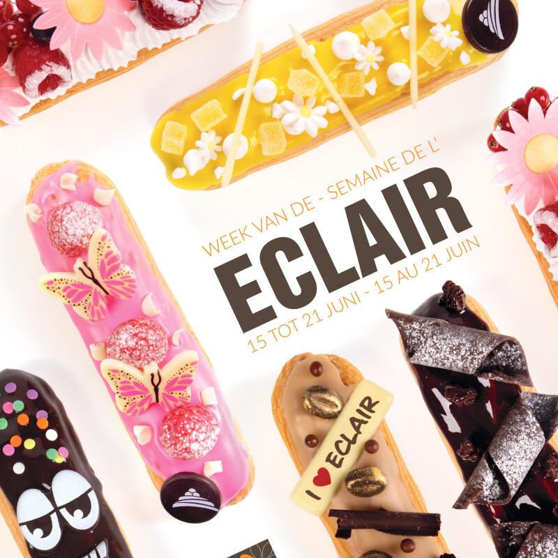 Week van de Eclair - 15 tot 21 juni
