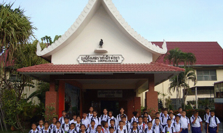 Orphanage Thailand
