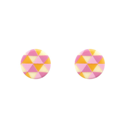 Round triangles  2 cm
