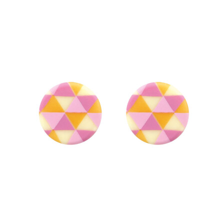 round triangles  3 cm